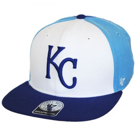 47 Brand Kansas City Royals MLB Amble Snapback Baseball Cap