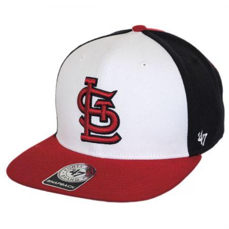 47 Brand St. Louis Cardinals MLB Amble Snapback Baseball Cap