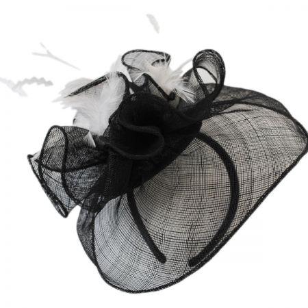 Scala Lily Pad Fascinator Headband