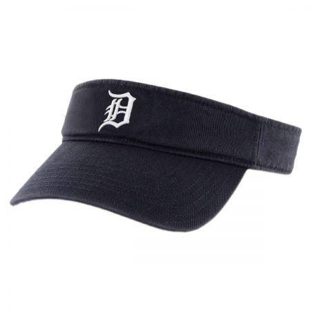 47 Brand Detroit Tigers MLB Clean Up Adjustable Visor