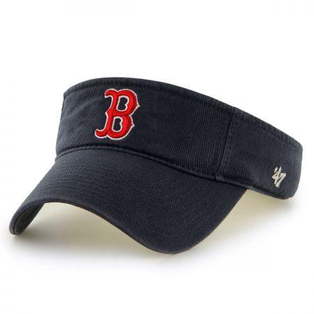 47 Brand Boston Red Sox MLB Clean Up Visor