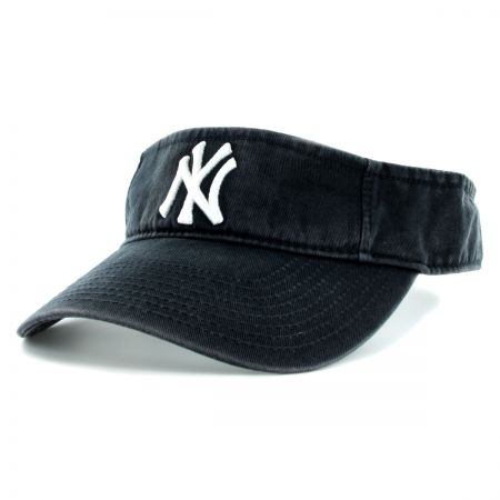 47 Brand New York Yankees MLB Clean Up Adjustable Visor