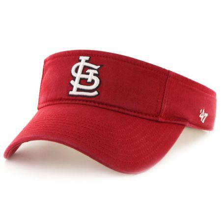 47 Brand St. Louis Cardinals MLB Clean Up Adjustable Visor