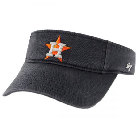 47 Brand Houston Astros MLB Clean Up Adjustable Visor
