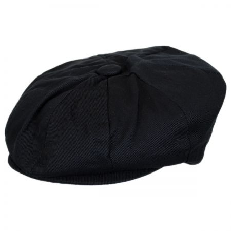 Jaxon Hats Cotton Newsboy Cap - Youth
