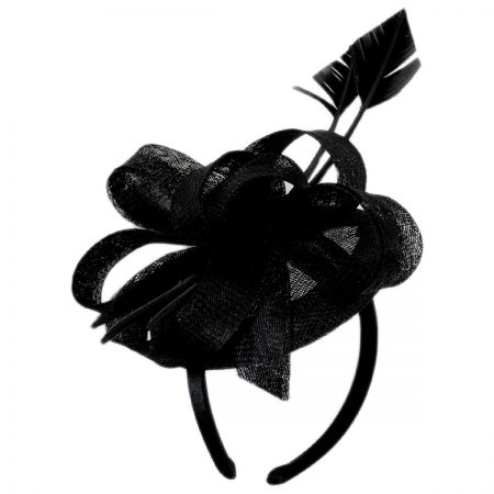 Jeanne Simmons Cupid's Arrow Fascinator Headband