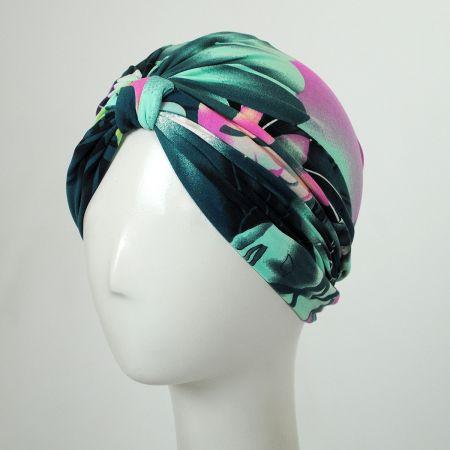 Jeanne Simmons Tropical Turban