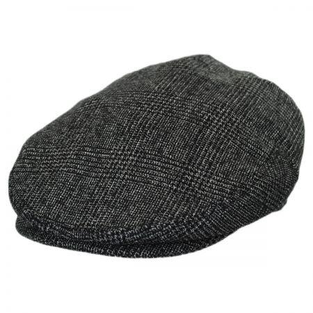 Baskerville Hat Company Grimpen Glen Plaid Italian Wool Ivy Cap