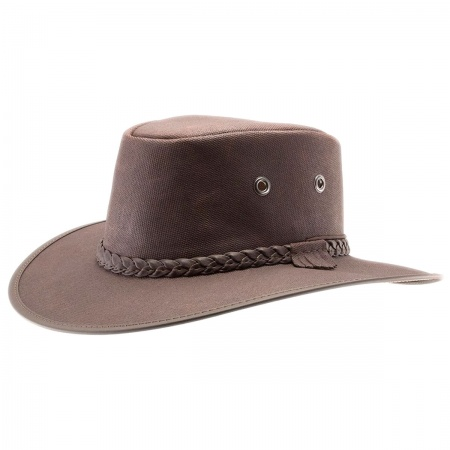 Head 'N Home Extreme Wax Cotton Outback Hat