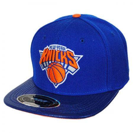 Pro-Standard New York Knicks NBA Gator Embossed Bill Baseball Cap