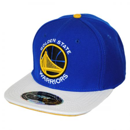 Pro-Standard Golden State Warriors NBA Gator Embossed Bill Baseball Cap