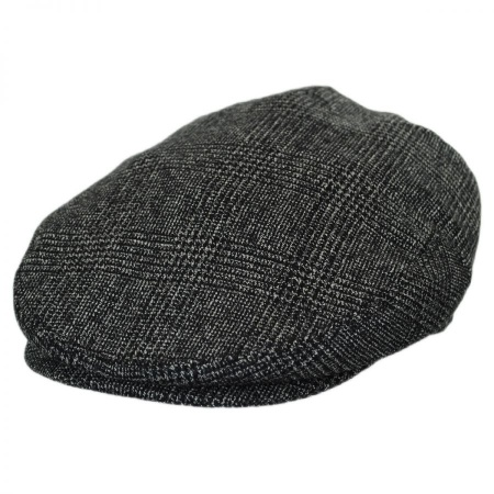B2B Baskerville Hat Company Grimpen Glen Plaid Italian Wool Ivy Cap