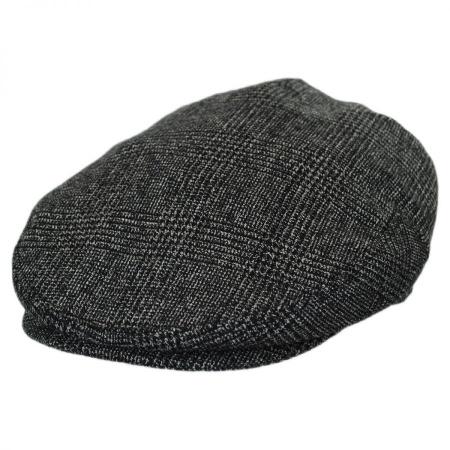 B2B Baskerville Hat Company Grimpen Glen Plaid Ivy Cap