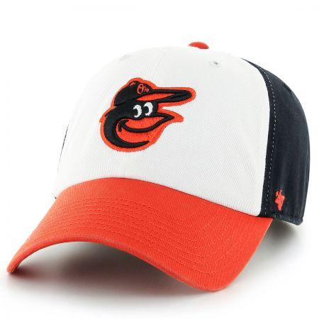 47 Brand Baltimore Orioles MLB Clean Up Strapback Child Baseball Cap