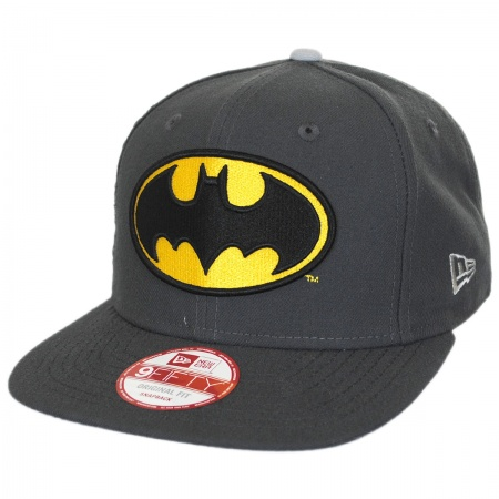 New Era DC Comics Batman Sidecrest 9Fifty Snapback Baseball Cap