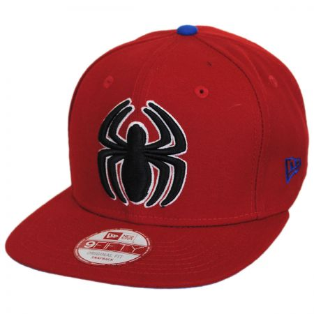 New Era Marvel Comics Spiderman Sidecrest 9Fifty Snapback Baseball Cap