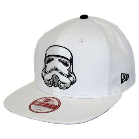 Star Wars Storm Trooper Sidecrest 9Fifty Snapback Baseball Cap alternate view 1
