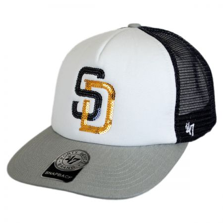 padres glimmer baseball cap san diego history 1984 brown