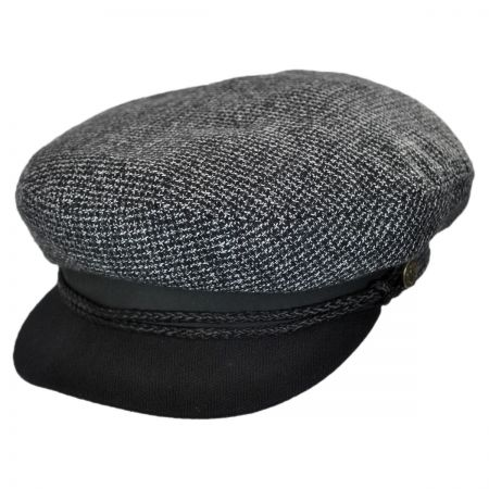 Brixton Hats Fiddler Cap - Star Tweed