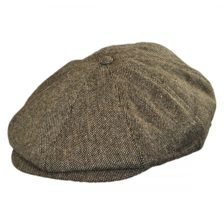 Brixton Hats Brood Tweed Newsboy