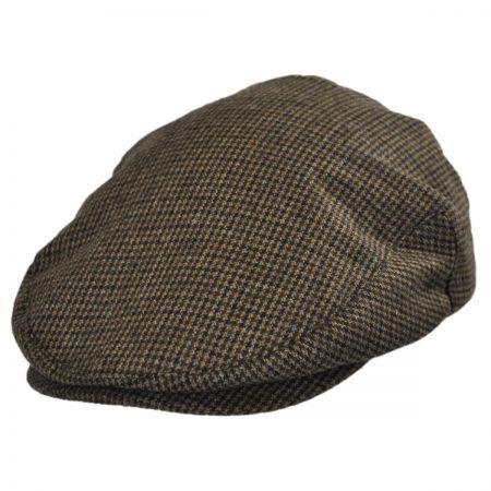 Brixton Hats Hooligan Houndstooth Ivy Cap