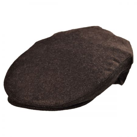 Brixton Hats Barrel Heathered Wool Blend Ivy Cap