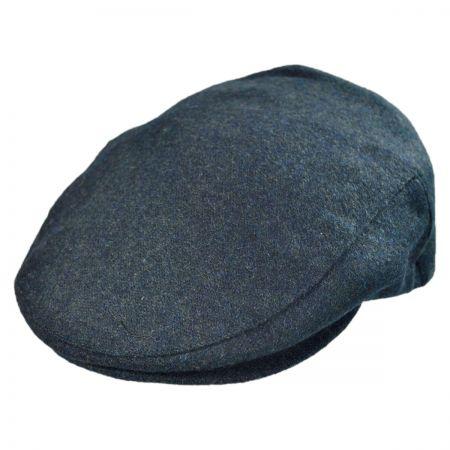 Brixton Hats Hooligan Heathered Ivy Cap