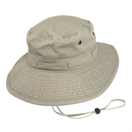 VHS Cotton Booney Hat - Putty