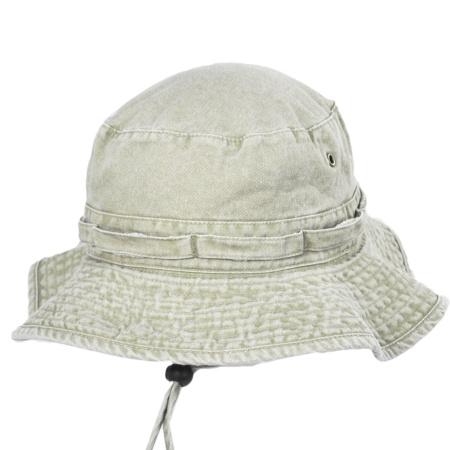 Village Hat Shop VHS Cotton Booney Hat - Putty