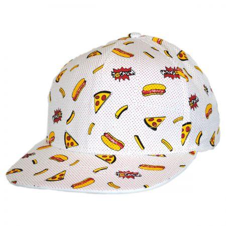 Kangol Food Trucker Strapback Baseball Cap