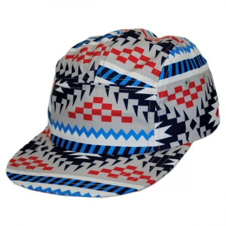 San Diego Hat Company Camper Fabric Snapback Baseball Cap - Child