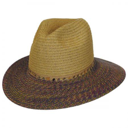 Cascara Toyo Straw Fedora Hat alternate view 4