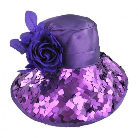 Arturo Rios Collection Amelia Widebrim Hat
