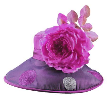 Arturo Rios Collection Madeline Widebrim Hat