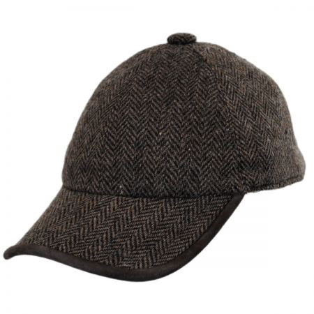 fleece lined baseball cap woolrich mens
