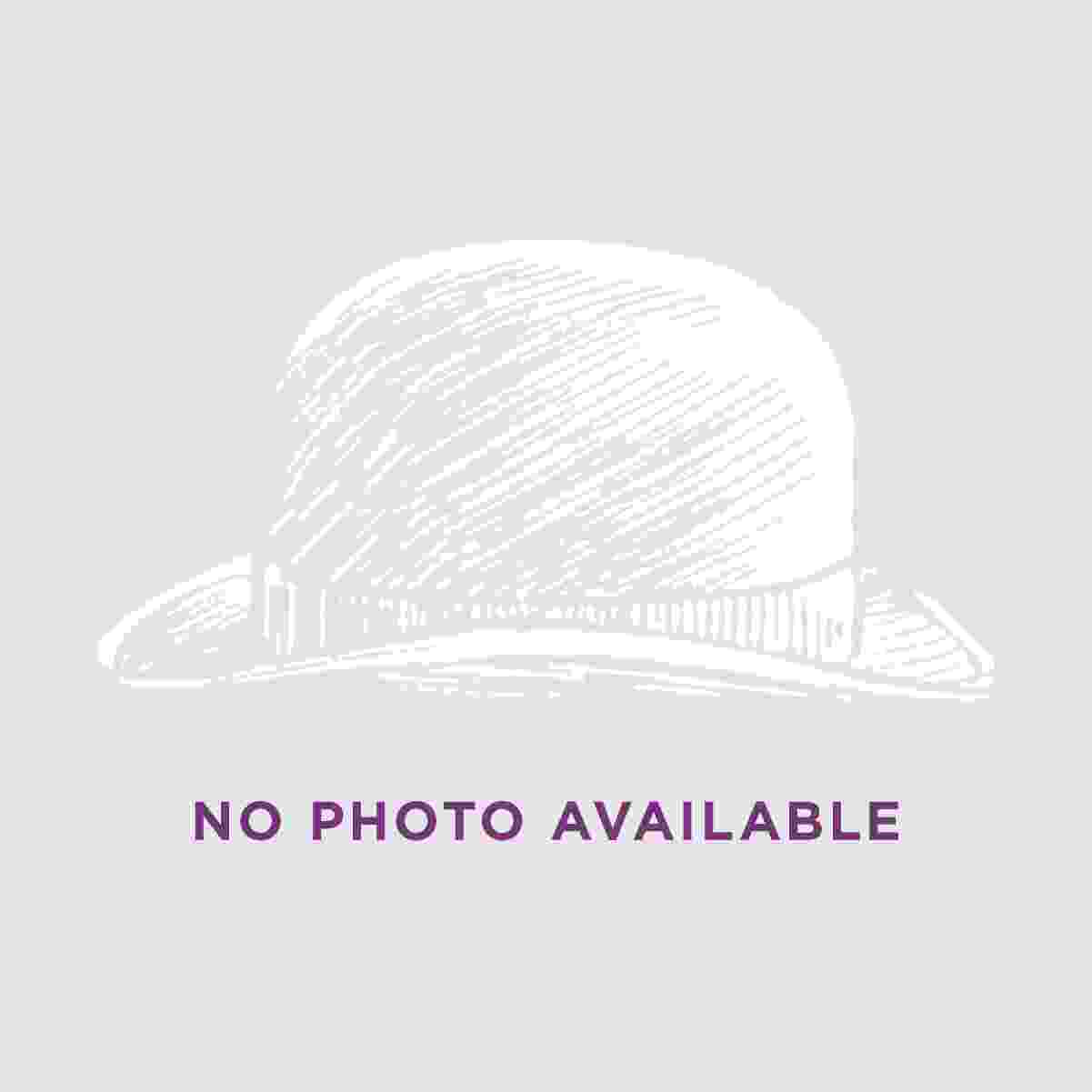 New York Hat & Cap 6 Panel Beanie - Leather