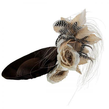 Arturo Rios Collection Miranda Fascinator Hat