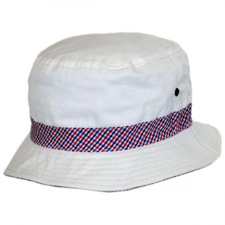 Kids' Patriot Cotton Bucket Hat alternate view 6