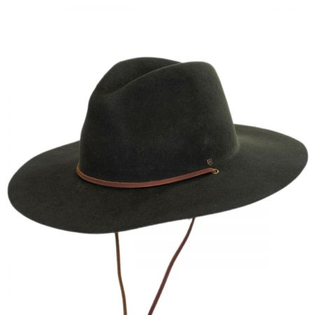Brixton Hats Field Widebrim Fedora Hat