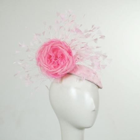 Arturo Rios Collection Olivia Fascinator Hat