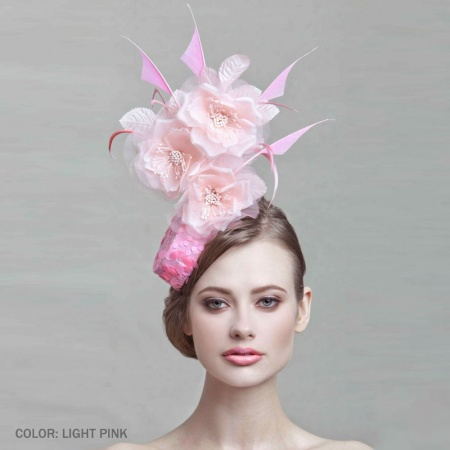 Arturo Rios Collection Emma Fascinator Hat