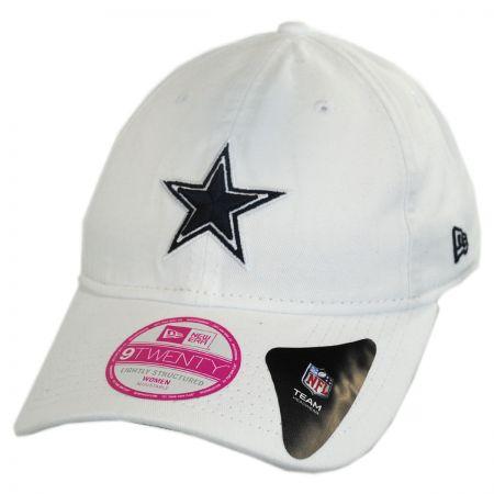 Dallas Cowboys NFL Slouch 9Twenty Strapback Baseball Cap Dad Hat alternate view 9
