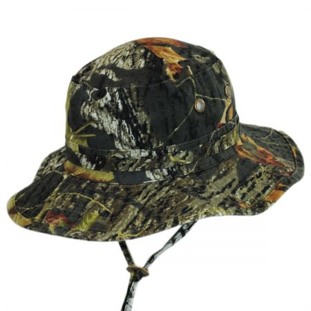 Mossy Oak Break Up Camo Cotton Bucket Hat