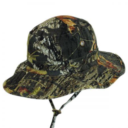 Mossy Oak Break Up Camo Cotton Bucket Hat