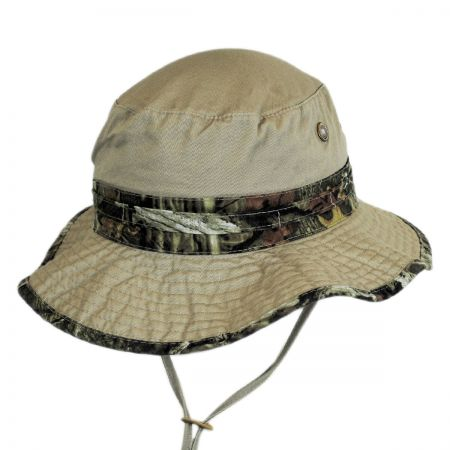 Mossy Oak Infinity Camo Cotton Bucket Hat