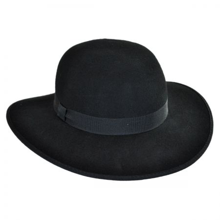 Brooklyn Hat Co Palm Springs Wool Felt Wide Brim Hat