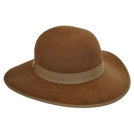 Brooklyn Hat Co Palm Springs Big Brim Wool Hat