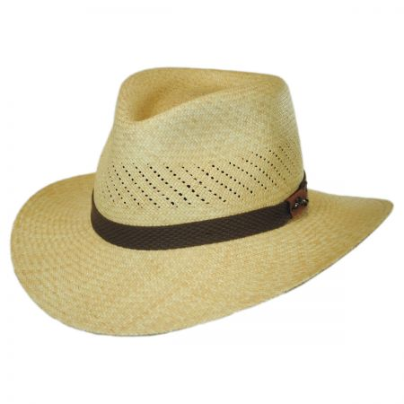 Tommy Bahama Grade 8 Panama Straw Outback Hat