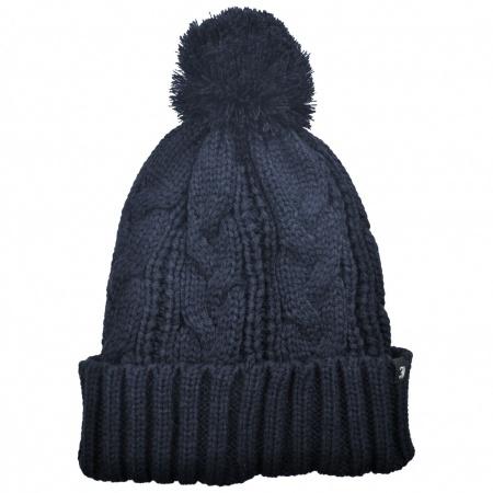 B2B Jaxon Brooklyn Pom Knit Beanie Hat