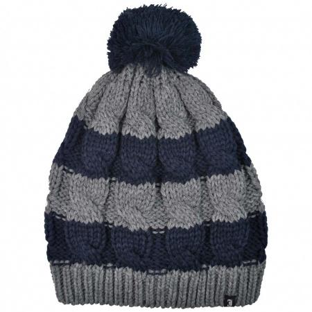 B2B Jaxon Bowery Pom Knit Beanie Hat